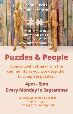 Puzzles & People